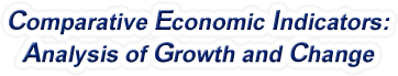 Arkansas - Comparative Economic Indicators: Analysis of Growth and Change, 1969-2016